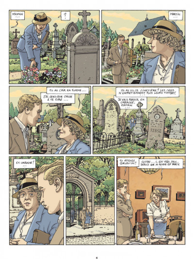 Page 4 Amours fragiles tome 6