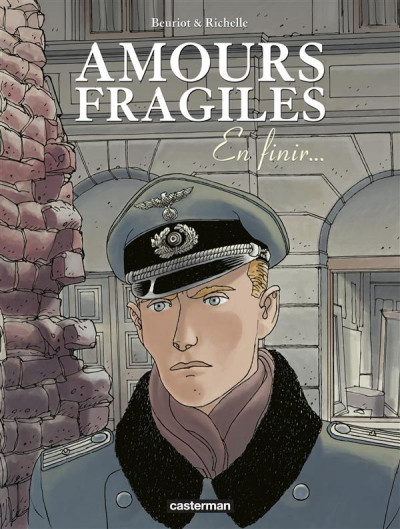 Couverture Amours fragiles tome 7