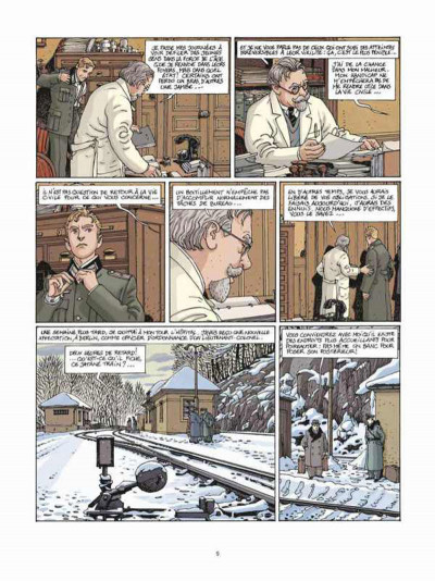 Page 3 Amours fragiles tome 7