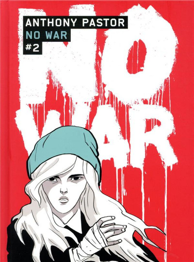 Couverture No war tome 2