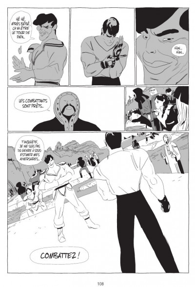 Page 2 Lastman tome 1