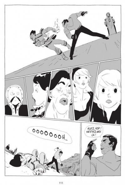 Page 5 Lastman tome 1