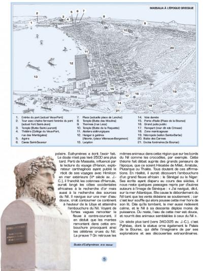 Page 2 Les voyages d'alix - massalia, marseille