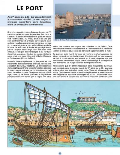 Page 5 Les voyages d'alix - massalia, marseille