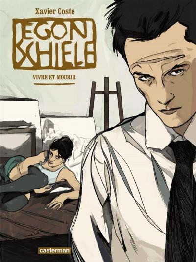 image de Egon Schiele ; vivre et mourir