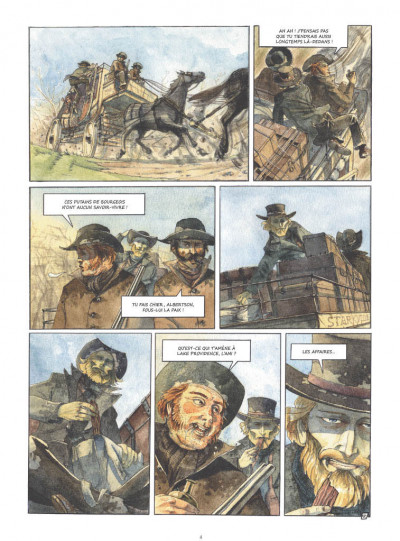 Page 2 Virginia tome 1 - morphée