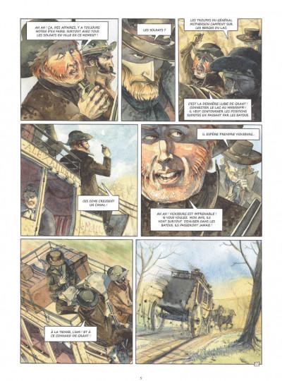 Page 3 Virginia tome 1 - morphée