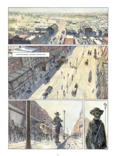 Page 4 Virginia tome 1 - morphée