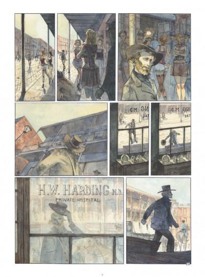 Page 5 Virginia tome 1 - morphée