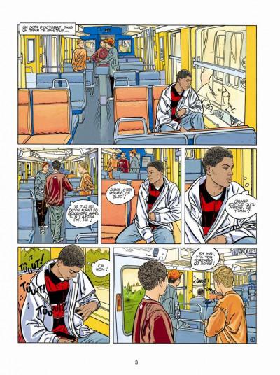 Page 1 Tendre banlieue tome 14 - appel au calme