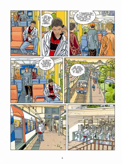 Page 2 Tendre banlieue tome 14 - appel au calme