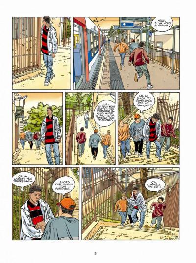 Page 3 Tendre banlieue tome 14 - appel au calme