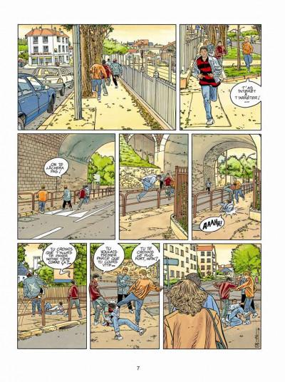Page 5 Tendre banlieue tome 14 - appel au calme