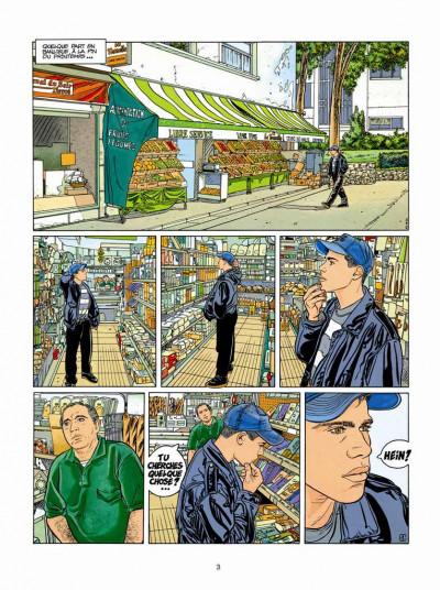 Page 1 Tendre banlieue tome 10 - les yeux de Leïla