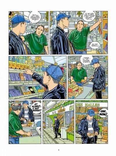 Page 2 Tendre banlieue tome 10 - les yeux de Leïla