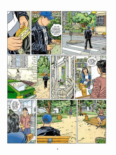 Page 3 Tendre banlieue tome 10 - les yeux de Leïla