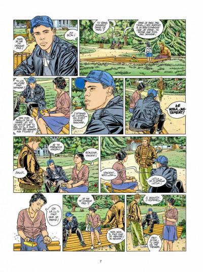 Page 5 Tendre banlieue tome 10 - les yeux de Leïla