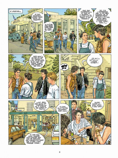 Page 4 Tendre banlieue tome 5 - Samantha