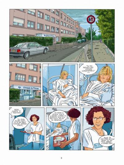 Page 1 Tendre banlieue tome 17 - l'intrus