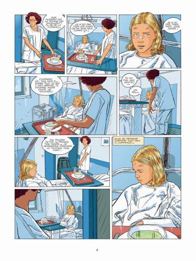 Page 2 Tendre banlieue tome 17 - l'intrus