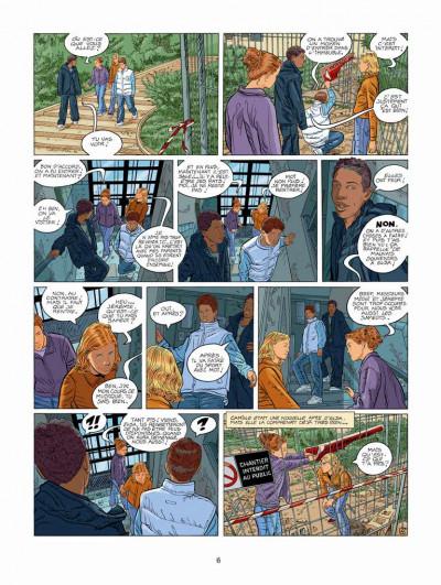 Page 4 Tendre banlieue tome 17 - l'intrus