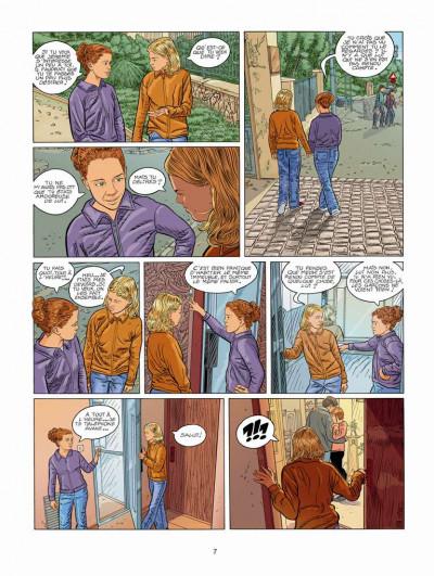 Page 5 Tendre banlieue tome 17 - l'intrus