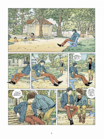 Page 1 Tendre banlieue tome 2 - le grand frère (ned)