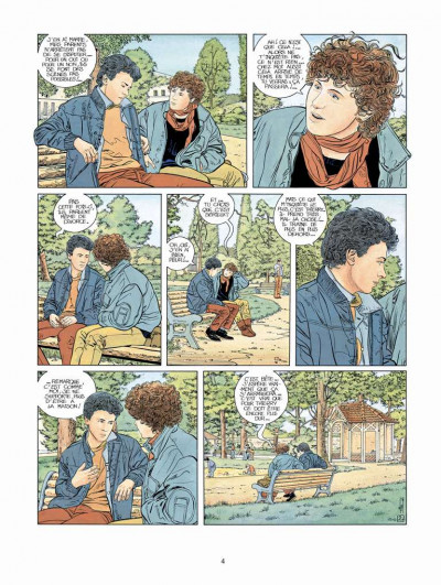 Page 2 Tendre banlieue tome 2 - le grand frère (ned)