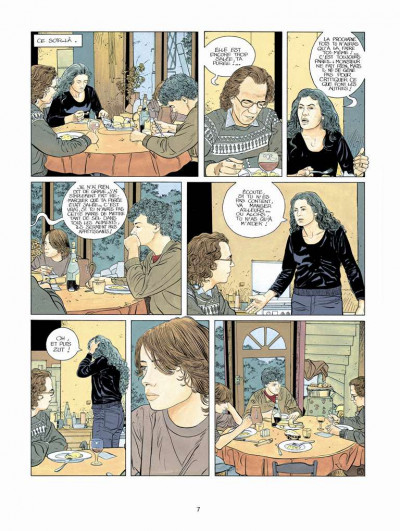 Page 5 Tendre banlieue tome 2 - le grand frère (ned)