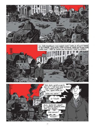 Page 1 Moi René Tardi prisonnier de guerre au Stalag IIB tome 1