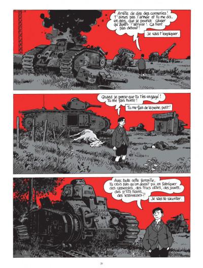 Page 2 Moi René Tardi prisonnier de guerre au Stalag IIB tome 1