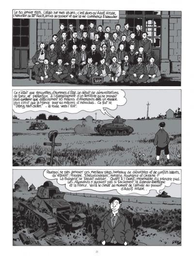 Page 3 Moi René Tardi prisonnier de guerre au Stalag IIB tome 1