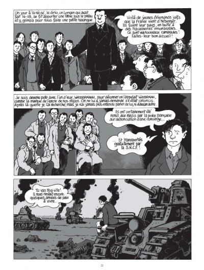 Page 4 Moi René Tardi prisonnier de guerre au Stalag IIB tome 1