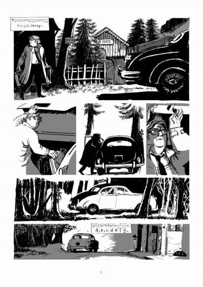 Page 3 La Dernière femme