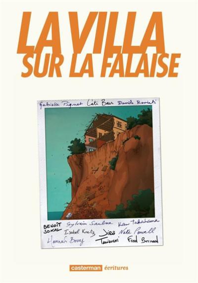 image de La Villa sur la falaise
