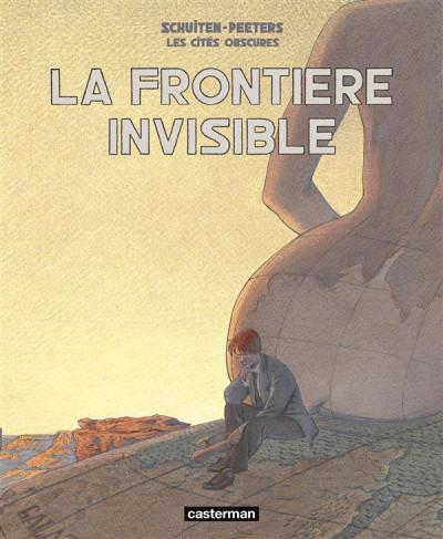 Couverture Les cités obscures - intégrale - La frontière invisible