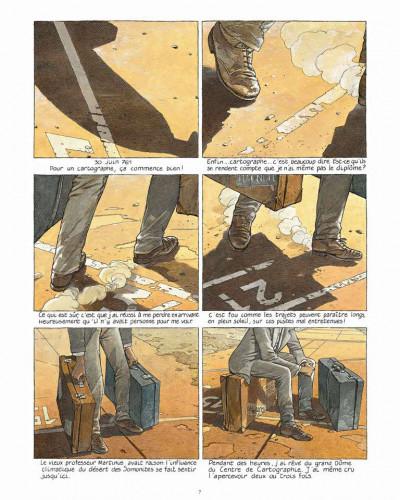 Page 2 Les cités obscures - intégrale - La frontière invisible
