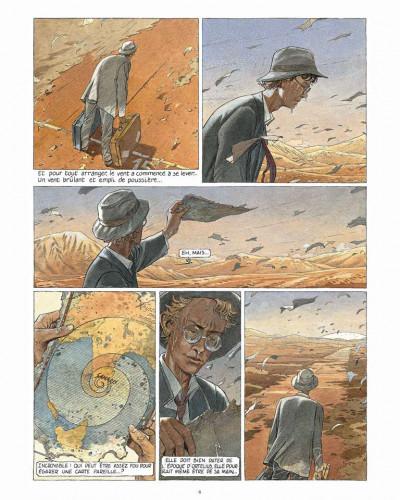 Page 3 Les cités obscures - intégrale - La frontière invisible