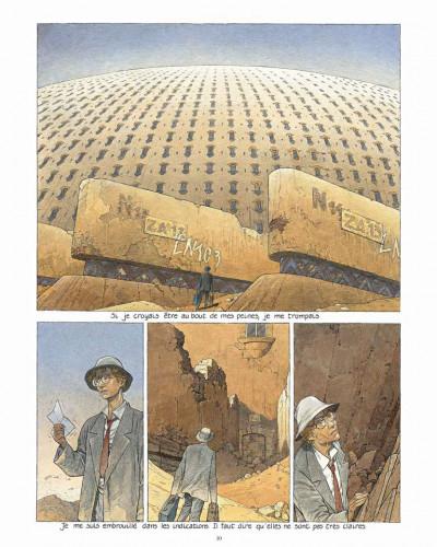 Page 5 Les cités obscures - intégrale - La frontière invisible