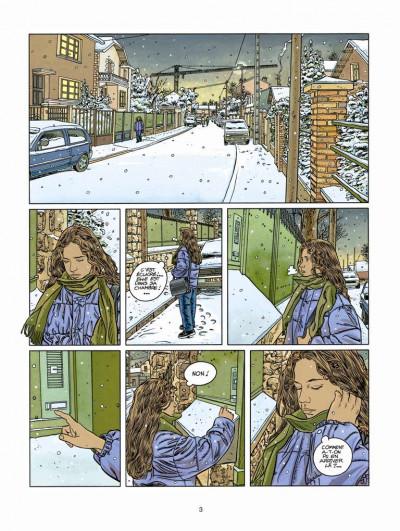Page 1 Tendre banlieue tome 12 - regarde-moi !