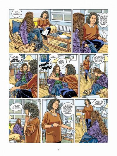 Page 3 Tendre banlieue tome 12 - regarde-moi !