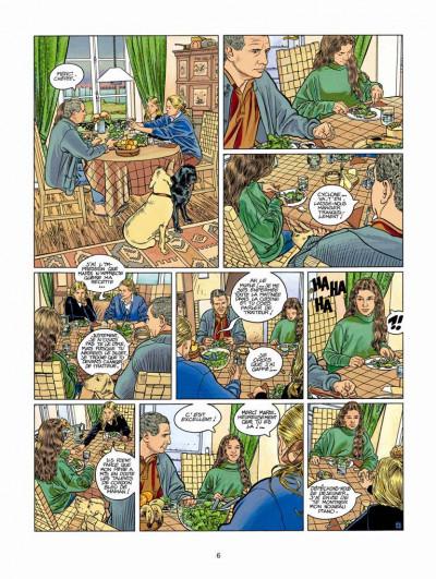 Page 4 Tendre banlieue tome 12 - regarde-moi !