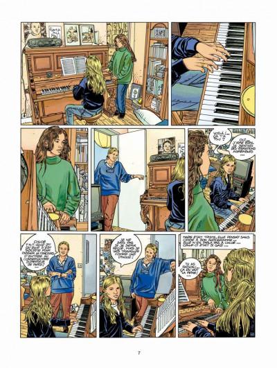 Page 5 Tendre banlieue tome 12 - regarde-moi !