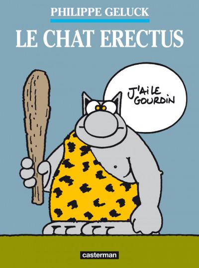 image de Le chat tome 17 - le chat erectus