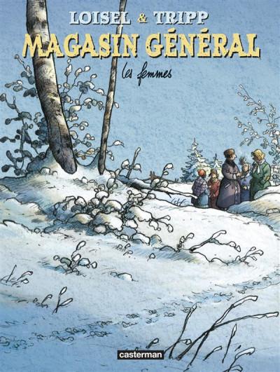 Couverture Magasin général tome 8