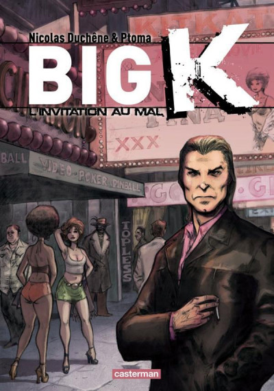 image de Big k tome 2 - l'invitation au mal
