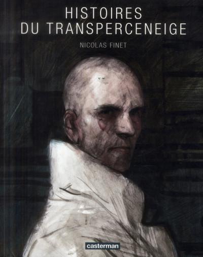 Couverture Histoires du transperceneige