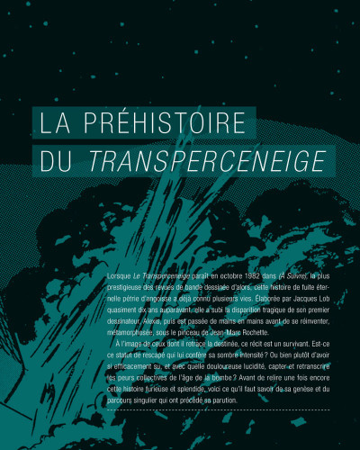 Page 4 Histoires du transperceneige