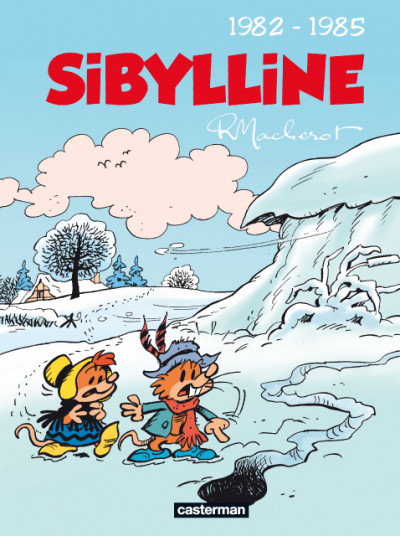 image de Sibylline intégrale tome 4 - 1982-1985