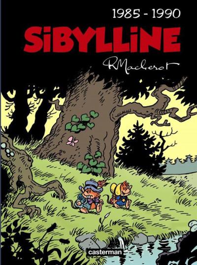 Couverture Sibylline - intégrale tome 5